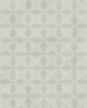 55-379021 Eijffinger Lino Vliestapete grafisches Muster grau