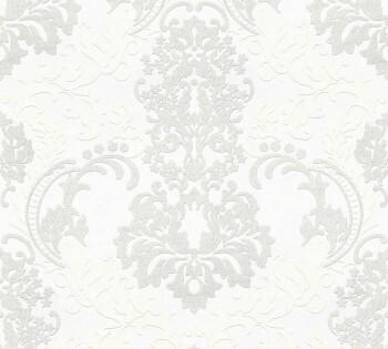 Vliestapete Neue Bude 2.0 AS Creation 8-36166-1, 361661 Ornamente creme