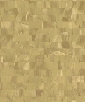 Rasch Textil Abaca 23-229355 Mustertapete limonengrün Vlies