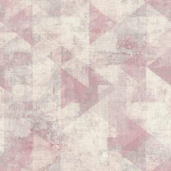 7-411508 Hyde Park Rasch Muster-Tapete rosa grau Wohnzimmer