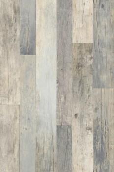 7-941623 Factory 3 Rasch grau-blau Vlies Holzoptik Tapete