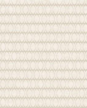 Eijffinger Lounge 55-388710 Vliestapete beige Muster