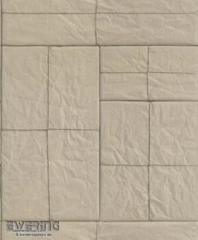 Rasch Crispy Paper 7-524321 Vliestapete beige geschnürte Pakete