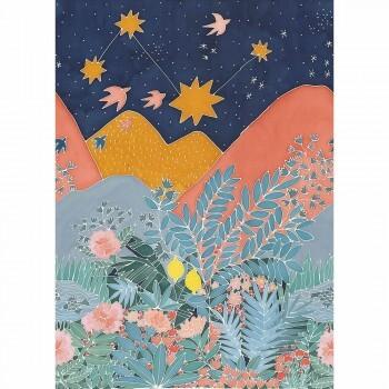 Wandbild Caselio - Hygge 36-HYG100617123 Dreamland by Sokina Guillemot