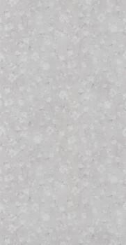 Grau Blumen-Tapete