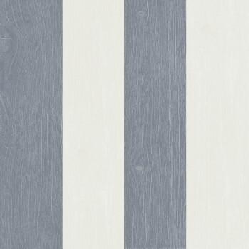 Rasch Textil Skagen 23-021012 Vliestapete blau Streifen Esszimmer