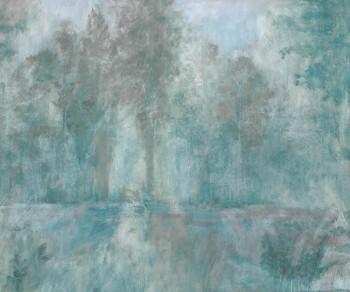 Waschung Dunkel-Grün Wandbild Tenue de Ville ODE 62-ODED191213
