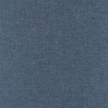 Tapete Uni blau 36-LINN68526598 Caselio - Linen II