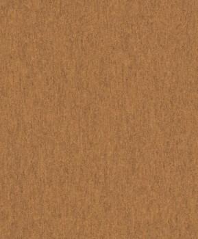 Gravity Rasch Textil 23-226514 Unitapete kupfer glänzend Vlies
