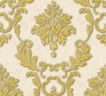 AS Creation Architects Paper Luxury Wallpaper 324223, 8-32422-3 Vliestapete beige gold