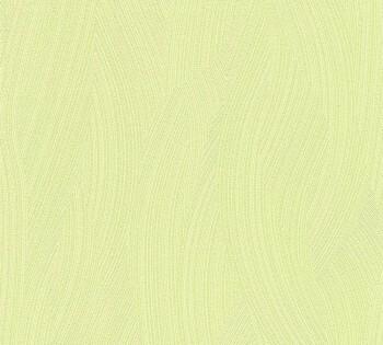 8-35424-4 Vliestapete Happy Spring AS Creation Spachtel hell-grün Uni