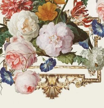 Eijffinger Masterpiece 55-358111, Vliestapete, Fototapete Blumen