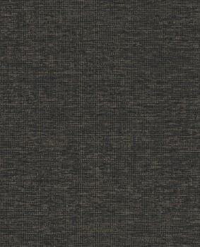 Eijffinger Lounge 55-388791 Vliestapete Flockmuster schwarz braun