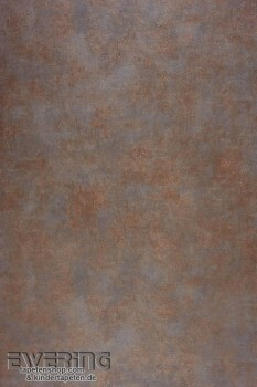 36-GEO26901501 Casadeco - Géode Texdecor Uni dunkelbraun glänzend