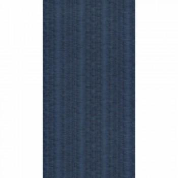 Uni Vliestapete Nachtblau
