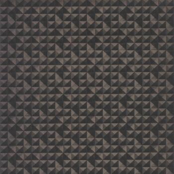 Tapete schwarz 3D grafisch 36-VISI83729513 Casadeco - Vision