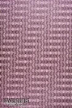 36-INF23865113 Casadeco Infinity Vliestapete Rauten-Muster violett