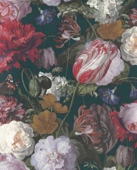 Eijffinger Masterpiece 55-358002, Vliestapete Blumentapete