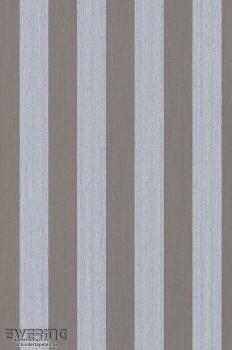 Strictly Stripes 23-361611 Textiltapete Streifentapete Eis-Blau
