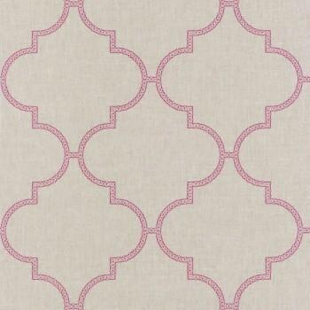 Caselio - Faro Texdecor 36-FAO69044018 Muster-Tapete beige pink