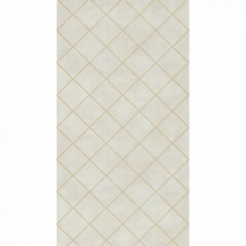 Texdecor Casadeco - Palazzo 36-PALA83581217 Vinyltapete Karomuster beige