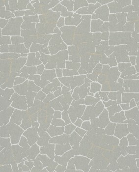 Eijffinger Enso 55-386561 Rissoptik Vliestapete grau