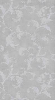 36-PGE80790218 Casadeco - Prague Texdecor silber Muster-Tapete