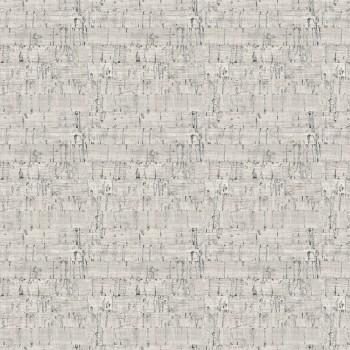Grau Silber Muster Tapete 62-SAU210503 Tenue de Ville SAUDADE