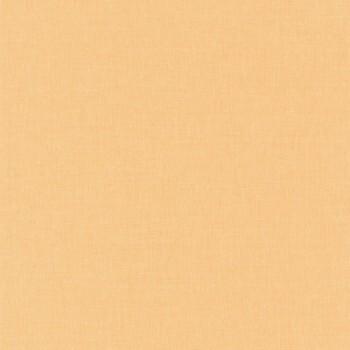 Tapete Uni Pastellorange 36-LINN68523115 Caselio - Linen II