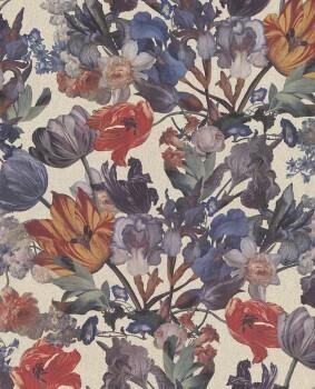 Eijffinger Masterpiece 55-358011, Vliestapete Blumentapete