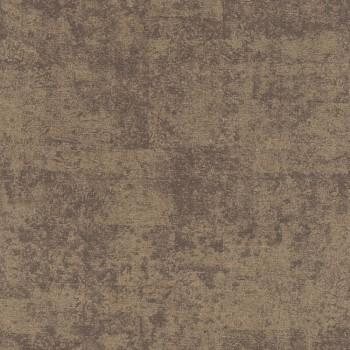Vliestapete Braun Uni Rasch Kimono 410730