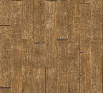 AS Creation Best of Wood'n Stone 35584-3 Holzlatten hell-braun Vlies Tapete