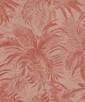 Abaca 23-229171 Rasch Textil Vliestapete floral Muster rot
