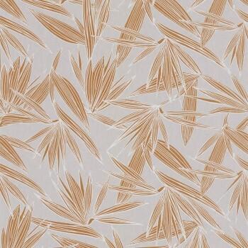 Tapete braun Palmenblätter 48-73960242 Casamance - Portfolio