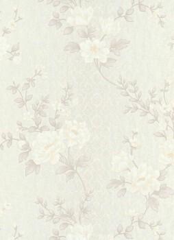 Erismann Secrets 33-5989-14, 598914 Vliestapete beige Wohnzimmer