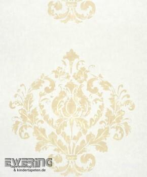 36-MAJ26412139 Casadeco - Majestic Texdecor Ornament creme Vlies