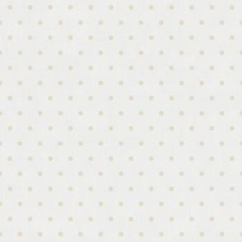 Caselio - Bon Appetit 36-BAP68381003 Vlies Tapete hell-beige Punkte