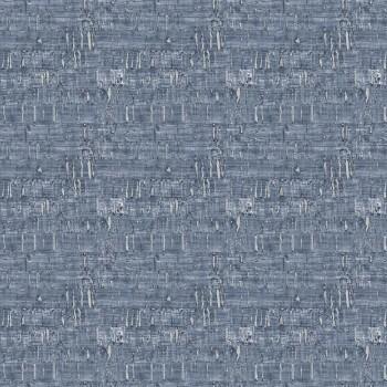 Muster Tapete Dunkelblau Silber Tenue de Ville SAUDADE 62-SAU210507