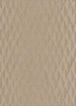 Vlies-Tapete goldene Rauten 33-1004930 Fashion for Walls
