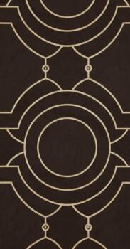 BN/Voca Neo Royal 12-218636 Vliestapete schwarz gold Muster