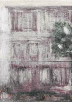 Fototapete Havana Beige Violett Tenue de Ville ODE 62-ODED190312